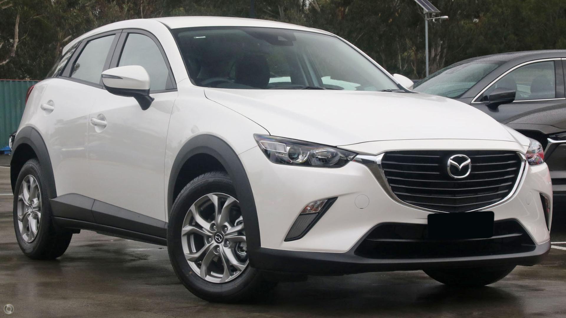 Mazda cx3 maxx
