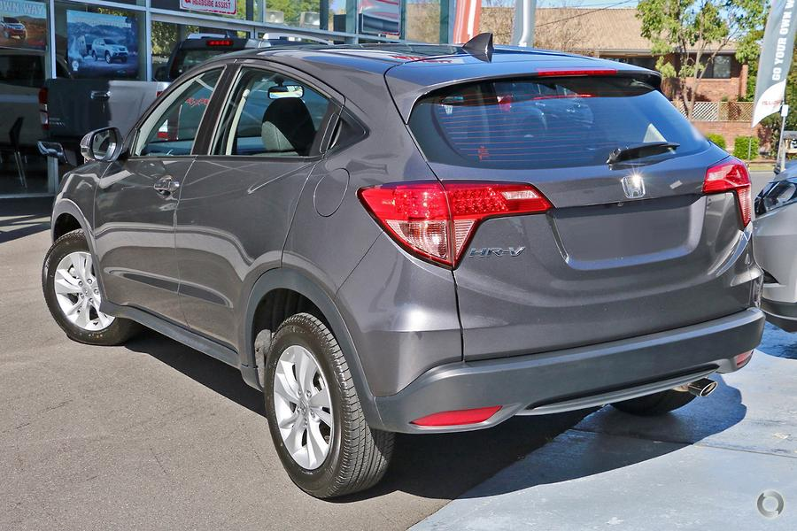 2018 Honda HR-V VTi (No Series)
