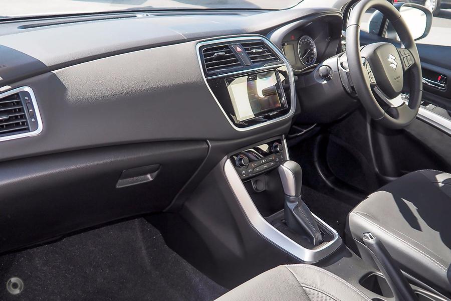 2021 Suzuki S-Cross Turbo Prestige JY