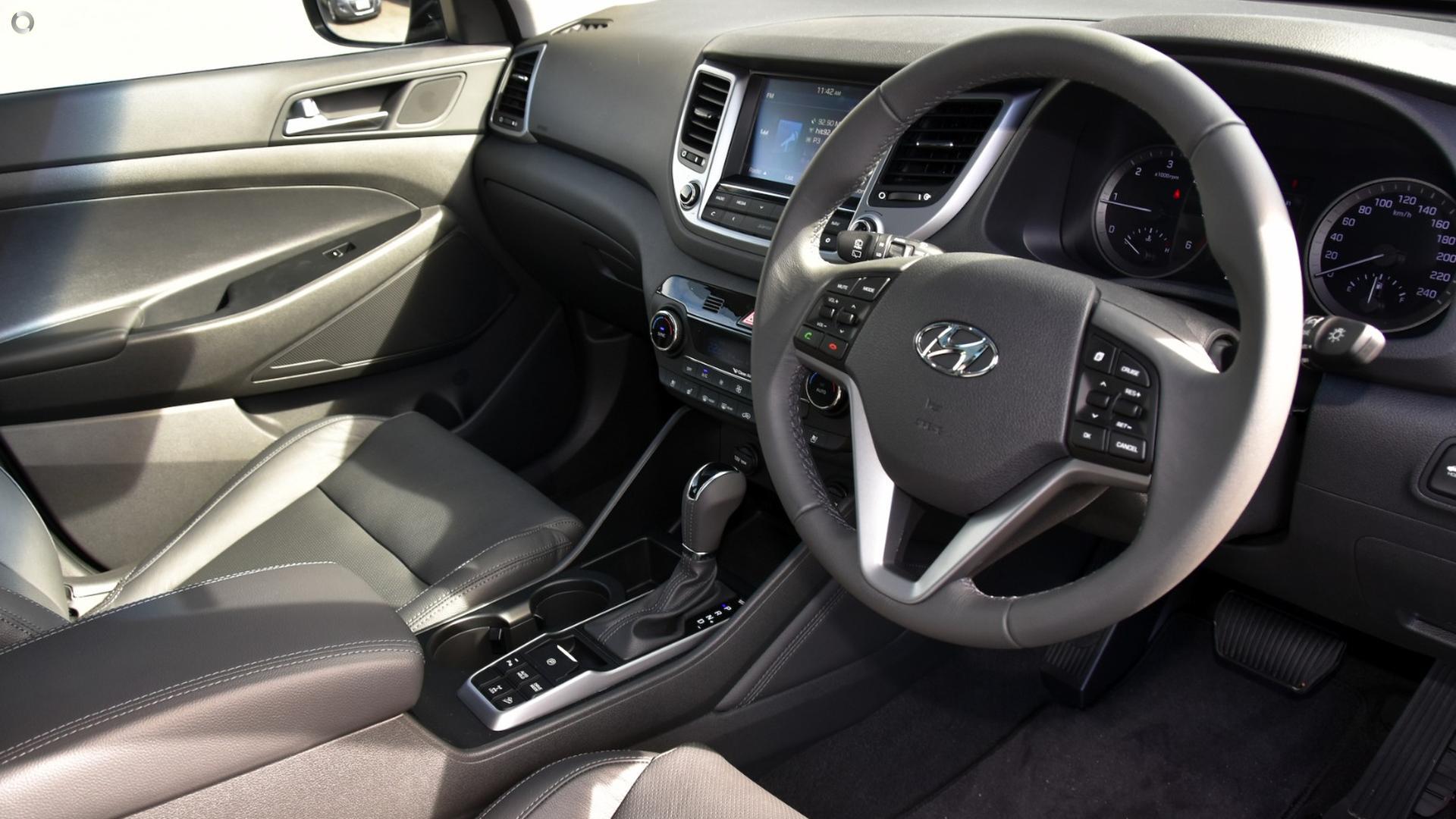 2017 Hyundai Tucson Highlander TLe