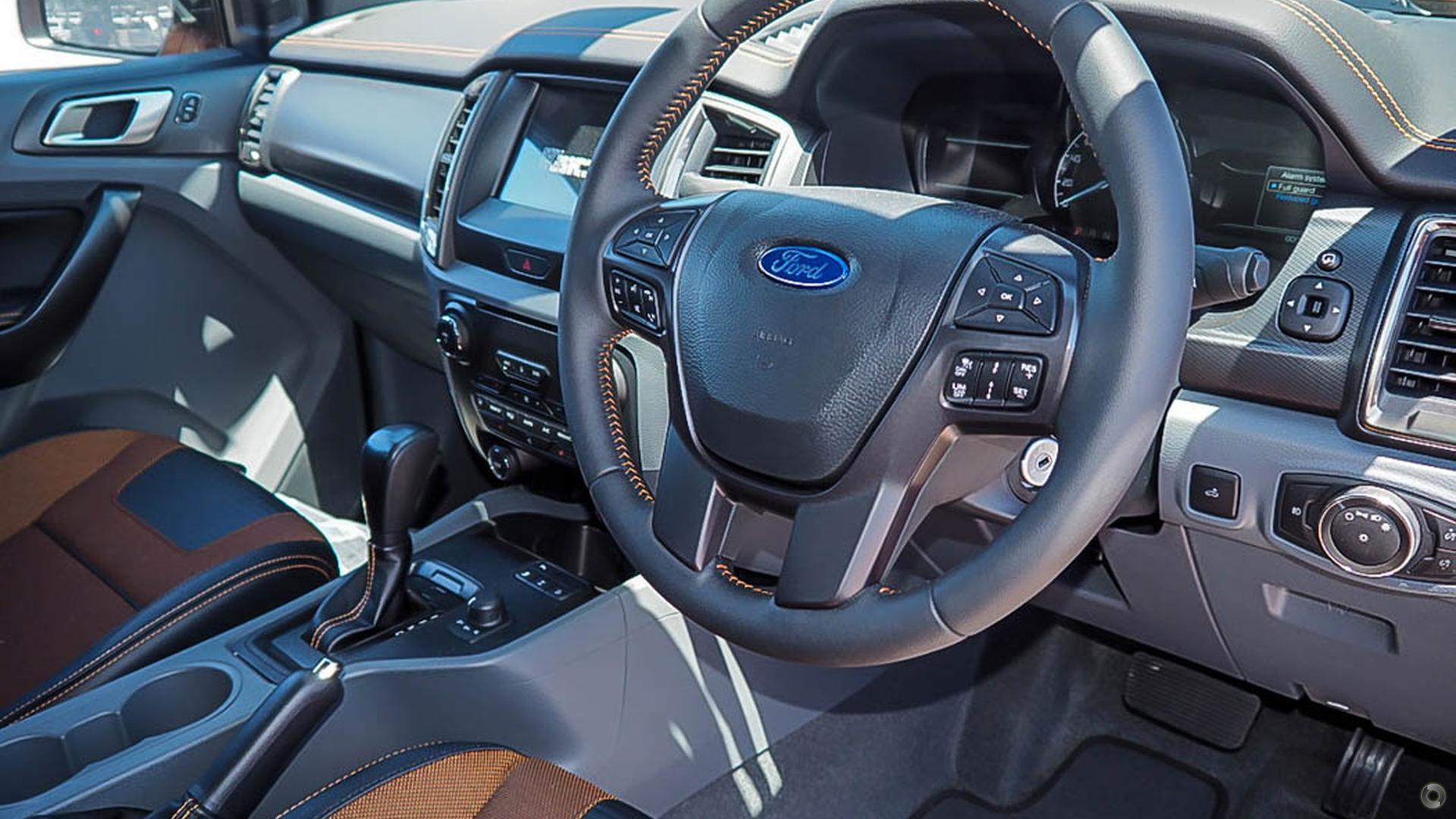 2018 Ford Ranger Wildtrak PX MkII