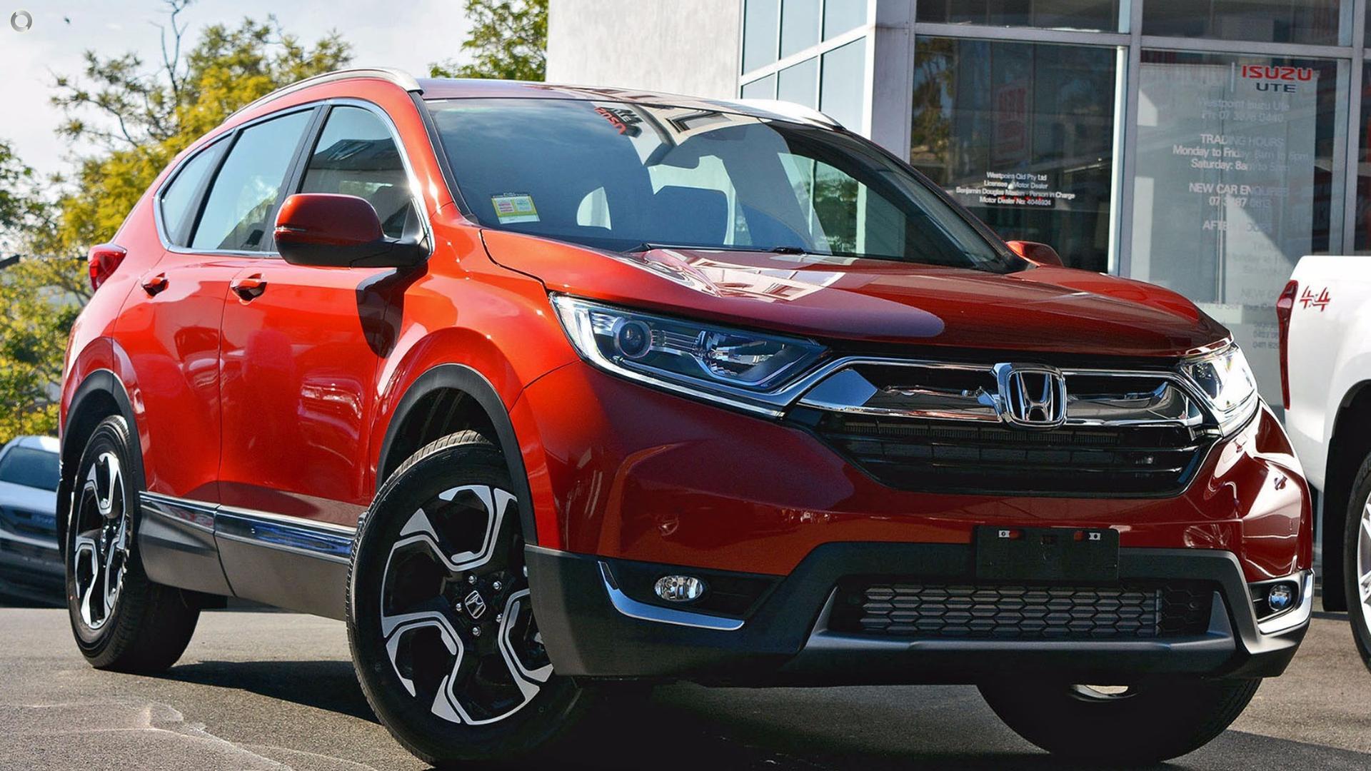 2017 Honda Cr-v VTi-L RW