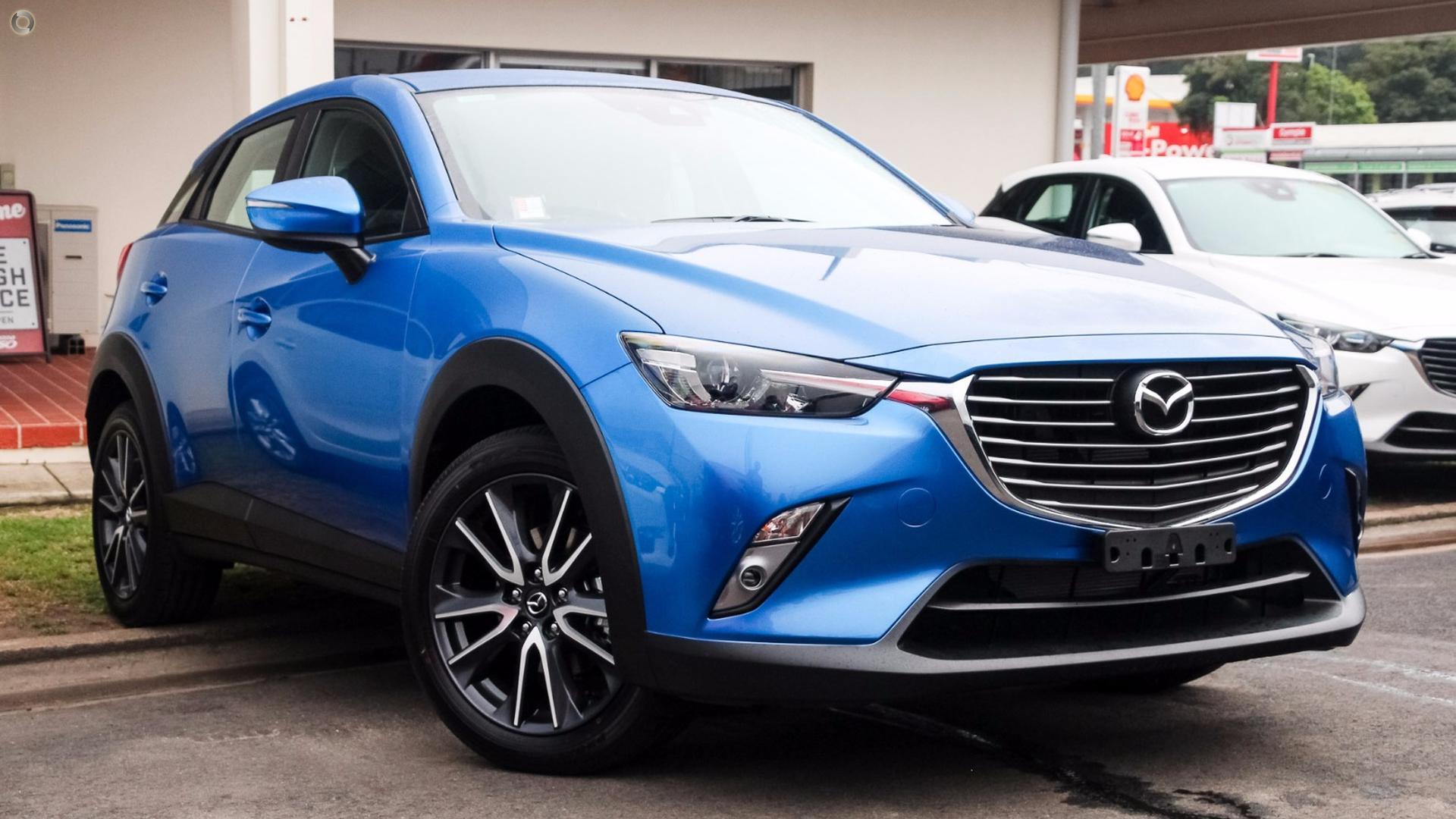 2018 Mazda CX-3 sTouring DK