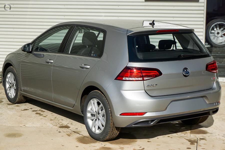 2018 Volkswagen Golf 110TSI 7.5