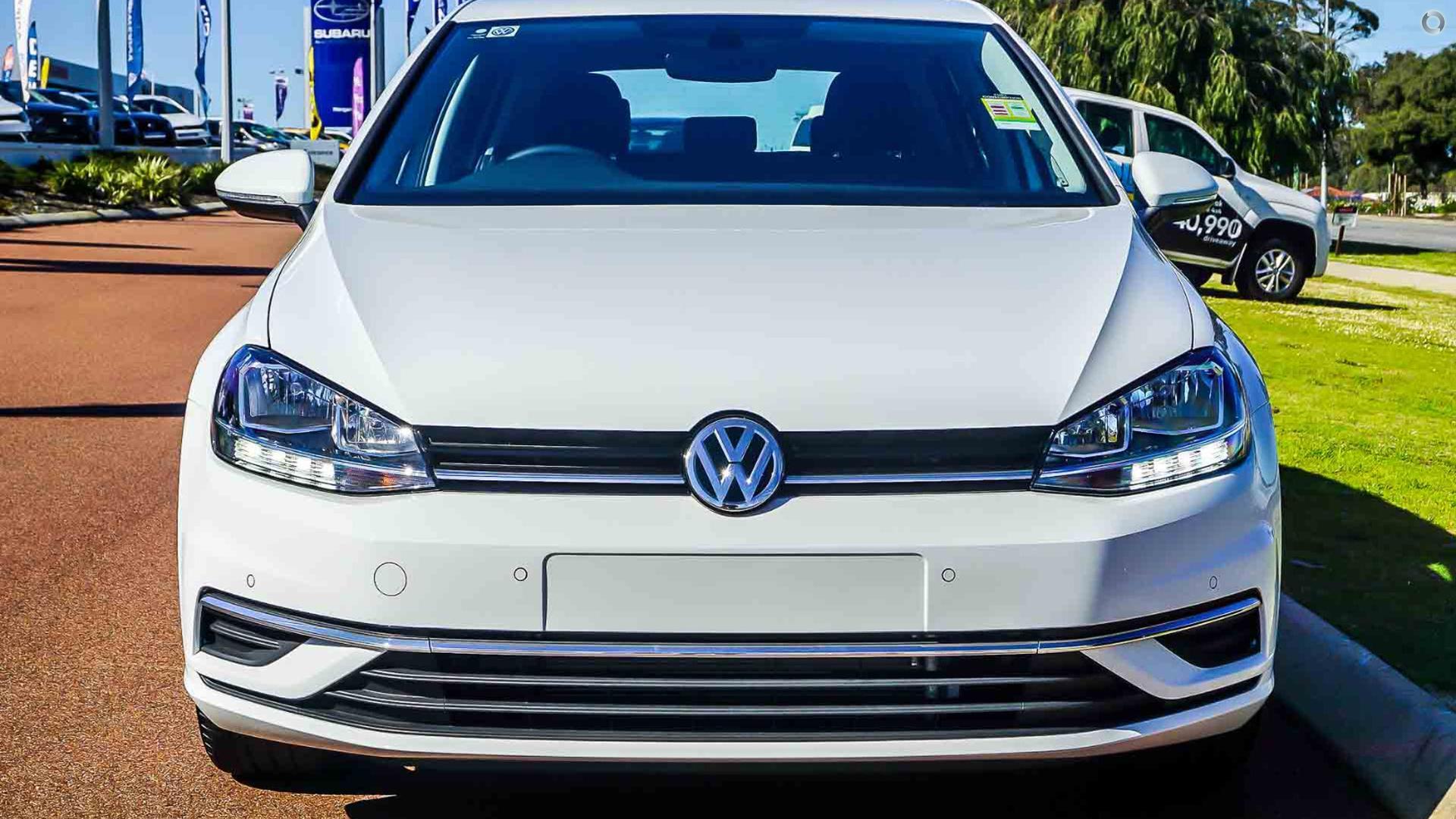 2017 Volkswagen Golf 110TSI Comfortline 7.5