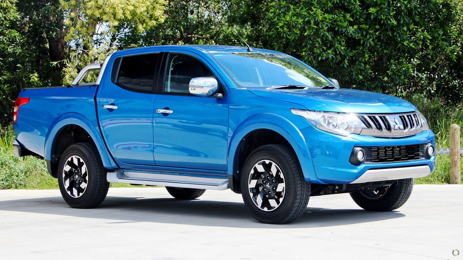 2018 Mitsubishi Triton Exceed MQ