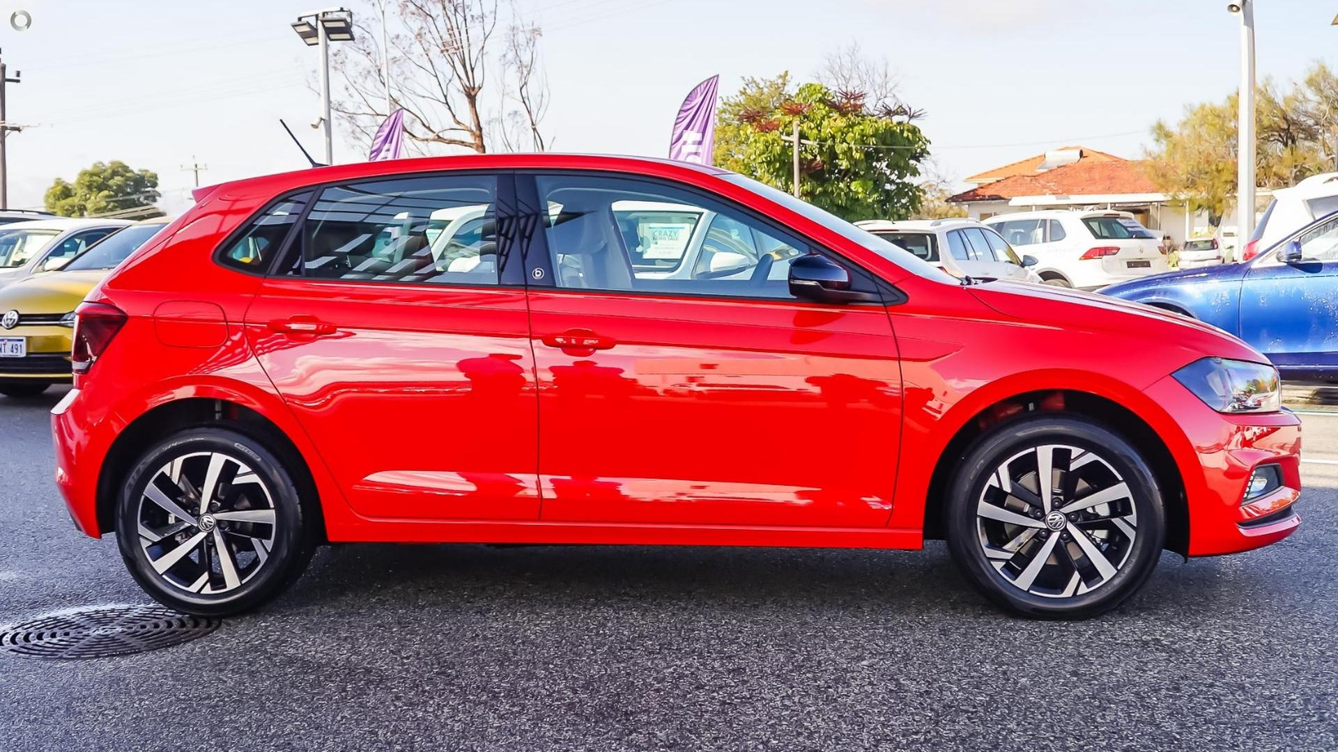 2018 Volkswagen Polo beats AW