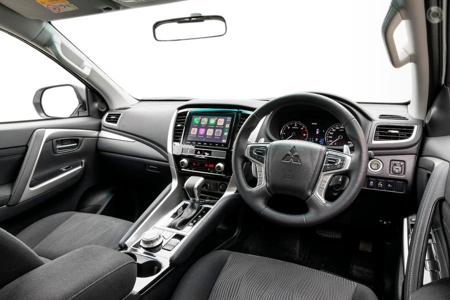 2021 Mitsubishi Pajero Sport GLX QF