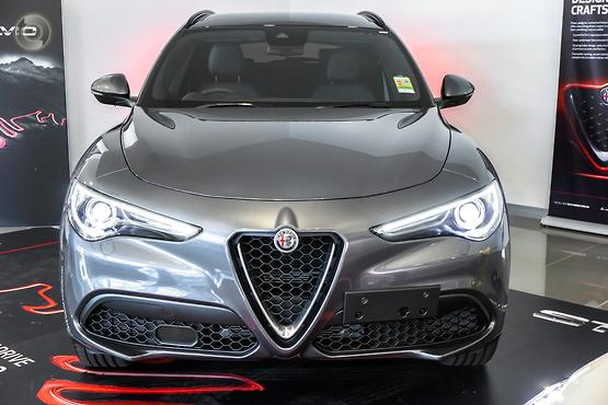 2017 Alfa Romeo Stelvio First Edition (No Series)