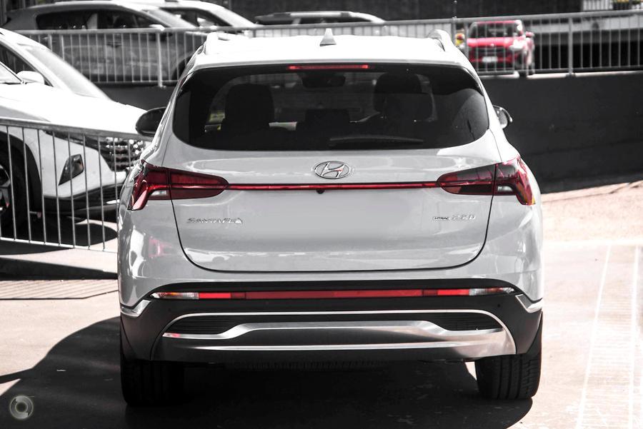 2021 Hyundai Santa Fe Elite TM.V3