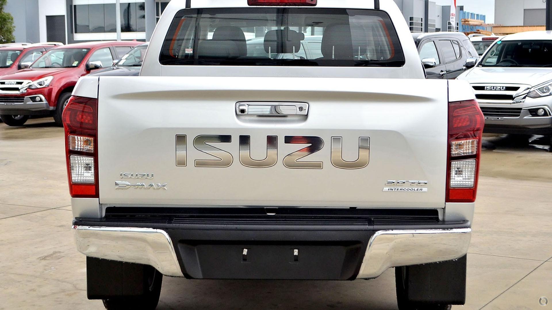 2018 Isuzu D-MAX LS-U High Ride (No Series)