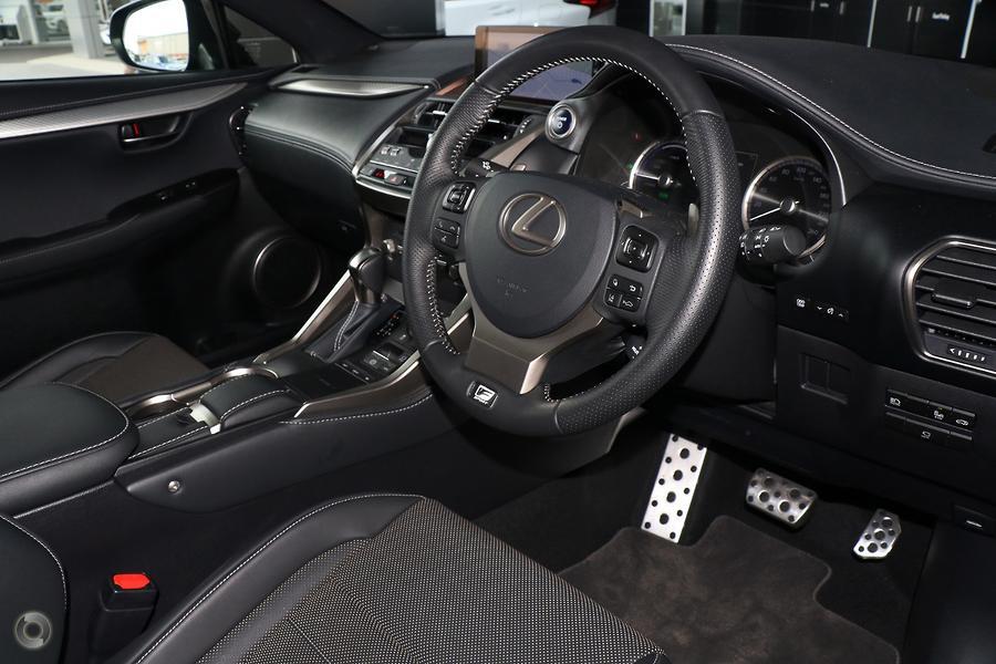 2021 Lexus Nx NX300h F Sport AYZ10R