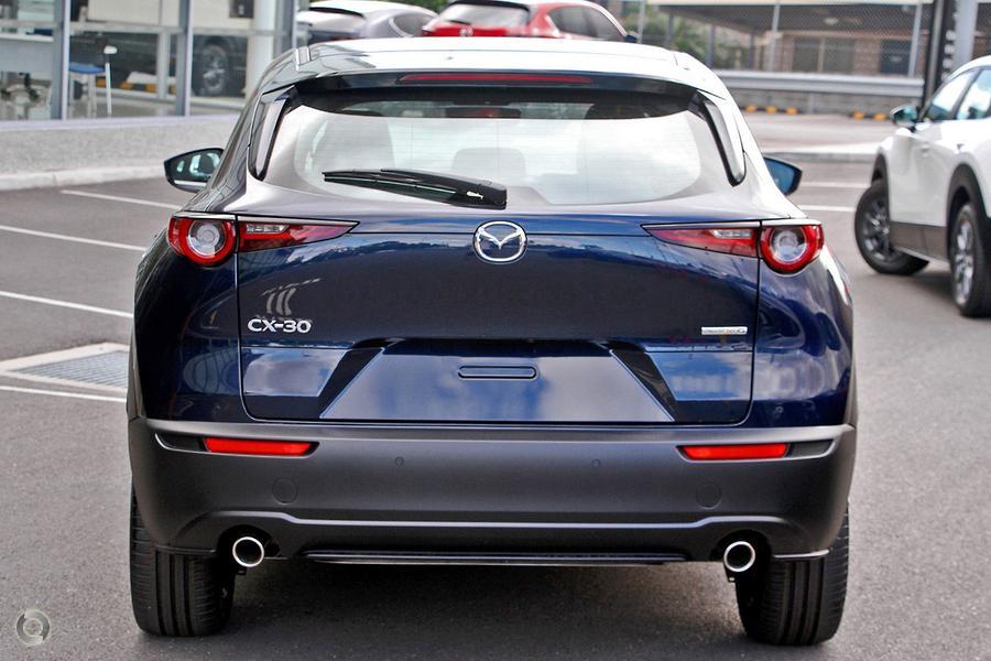 2020 Mazda CX-30 G20 Astina DM Series
