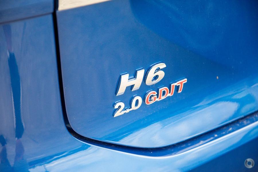 2021 Haval H6 Lux B01