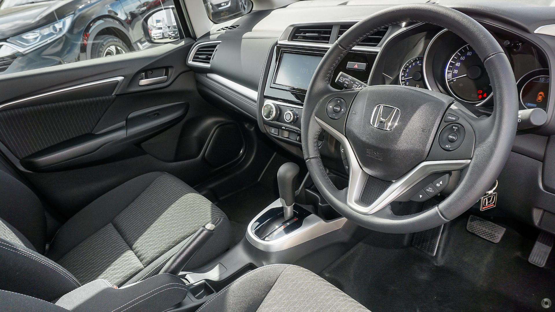 2018 Honda Jazz VTi-S GF