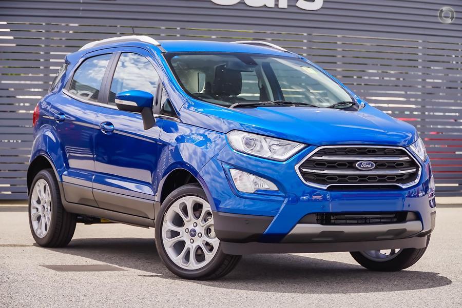 2018 Ford EcoSport Titanium BL