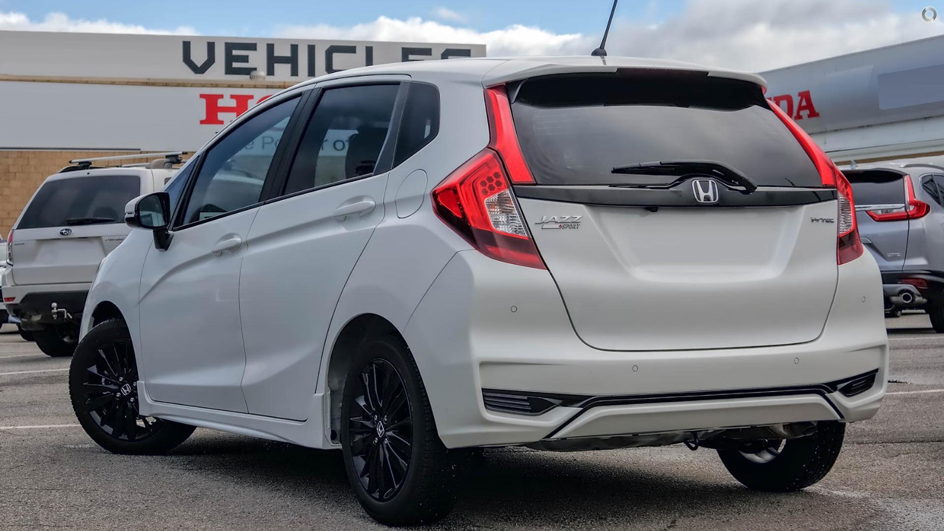 2018 Honda Jazz +Sport GF