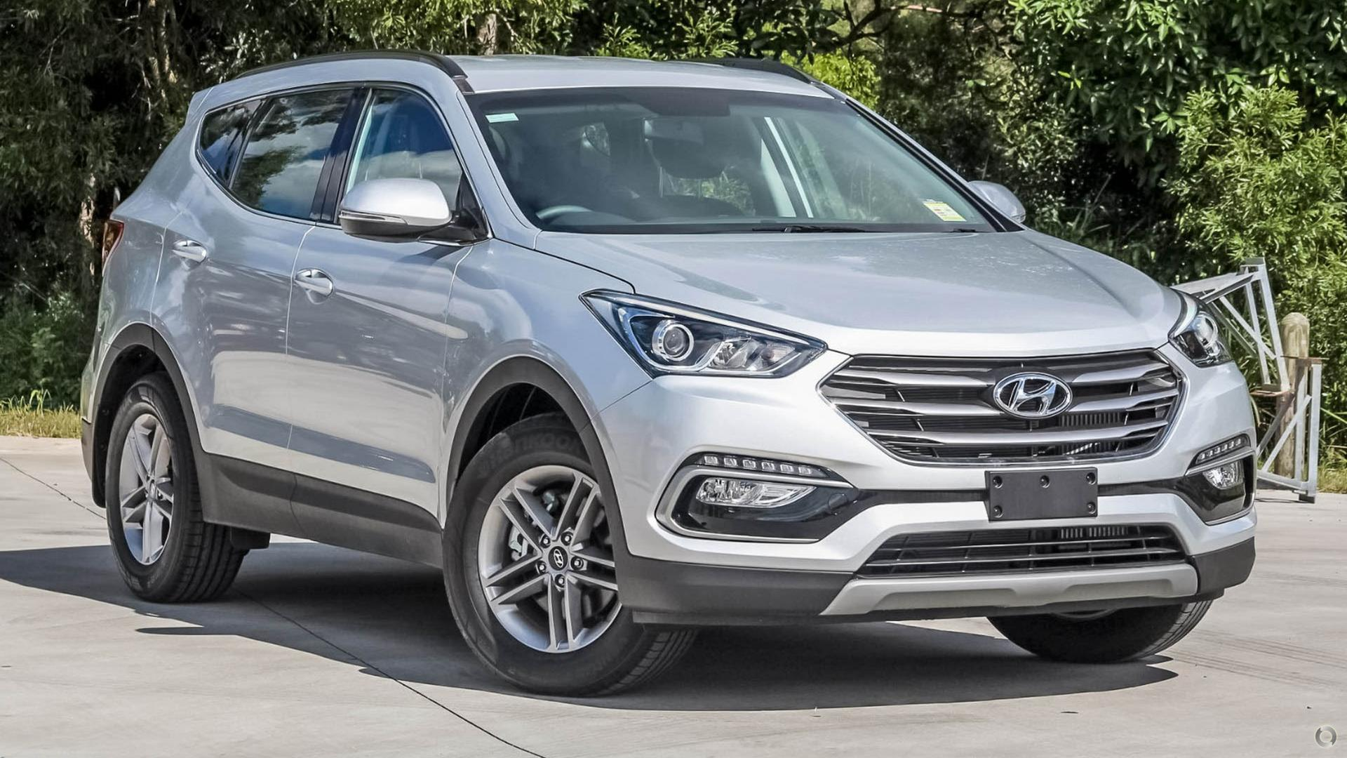 2017 Hyundai Santa Fe Active DM5 Series II