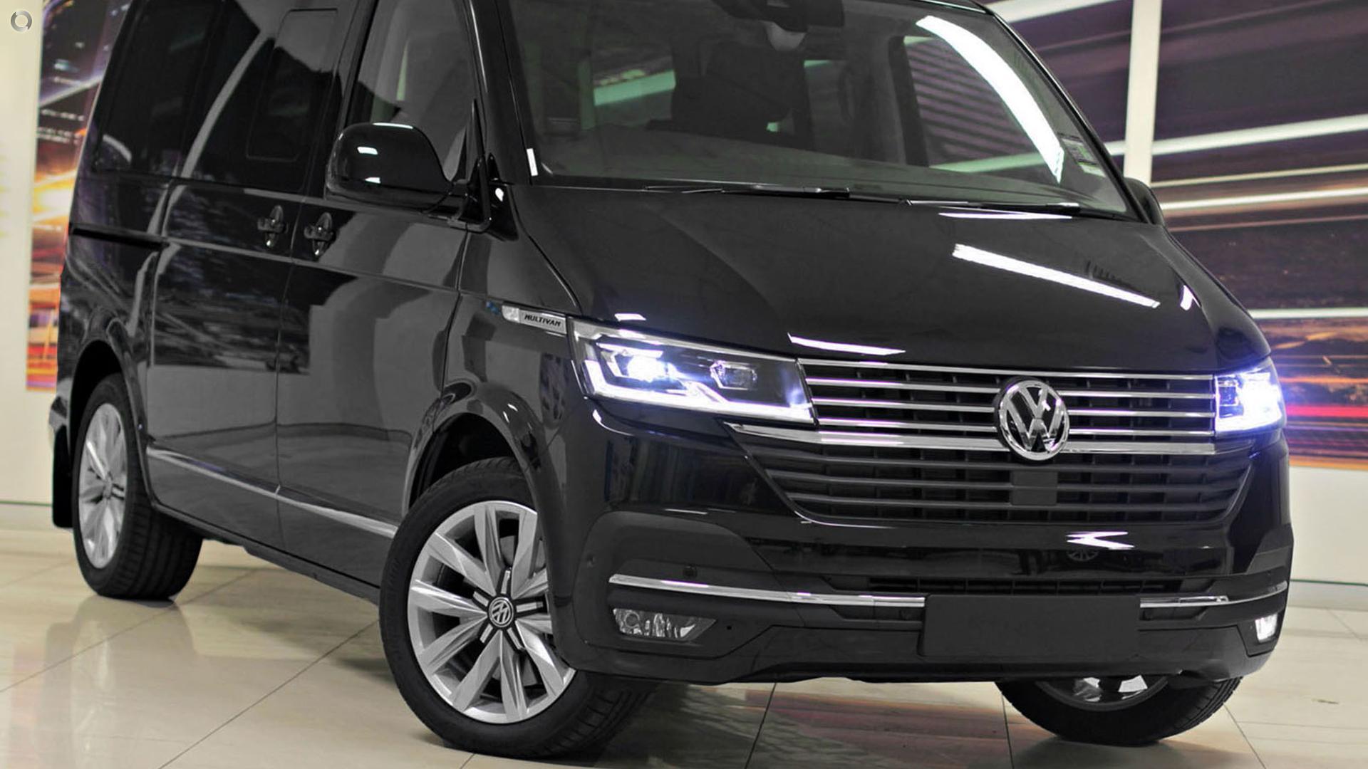 2021 Volkswagen Multivan T6.1
