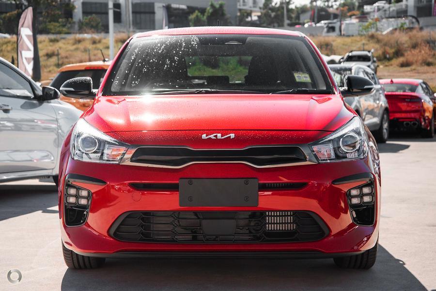 2021 Kia Rio GT-Line YB
