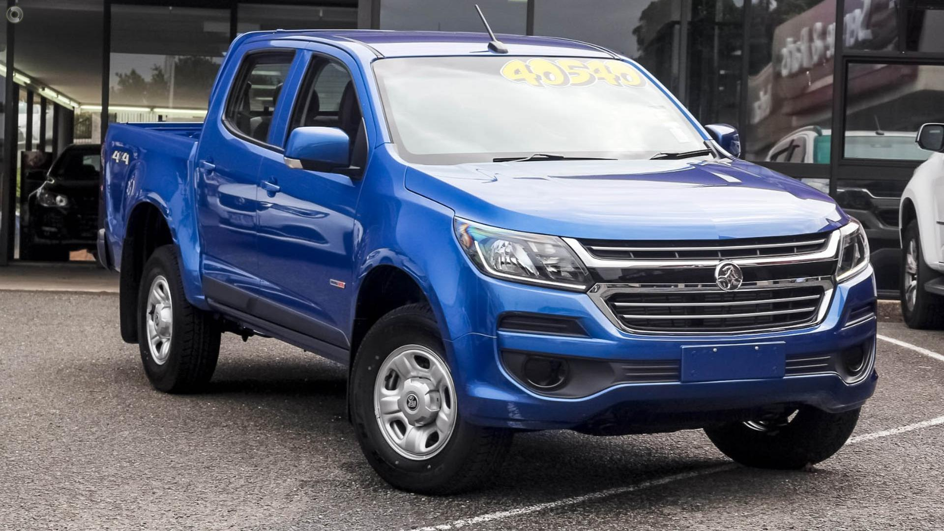 2018 Holden Colorado LS RG