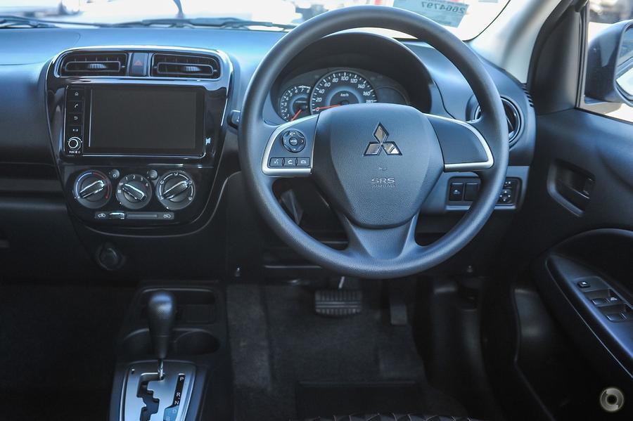 2021 Mitsubishi Mirage ES LB