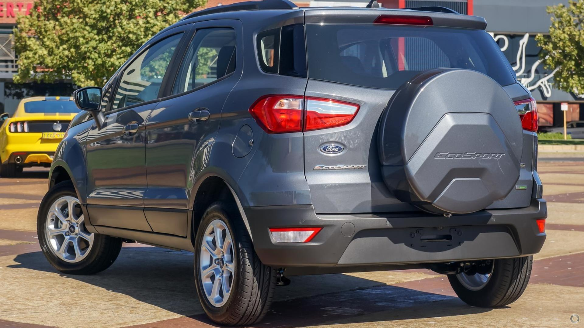 2017 Ford EcoSport Trend BL