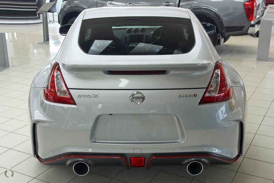 2021 Nissan 370Z NISMO Z34