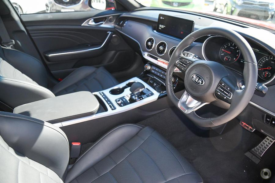 2021 Kia Stinger GT CK