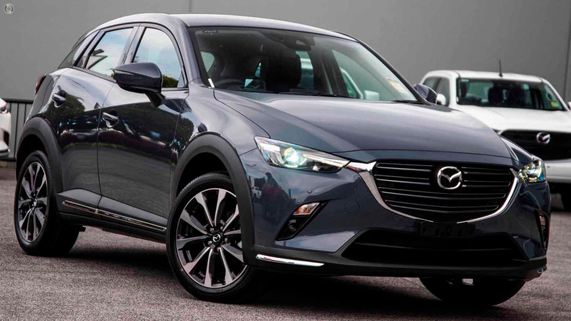 2021 Mazda CX-3 sTouring DK
