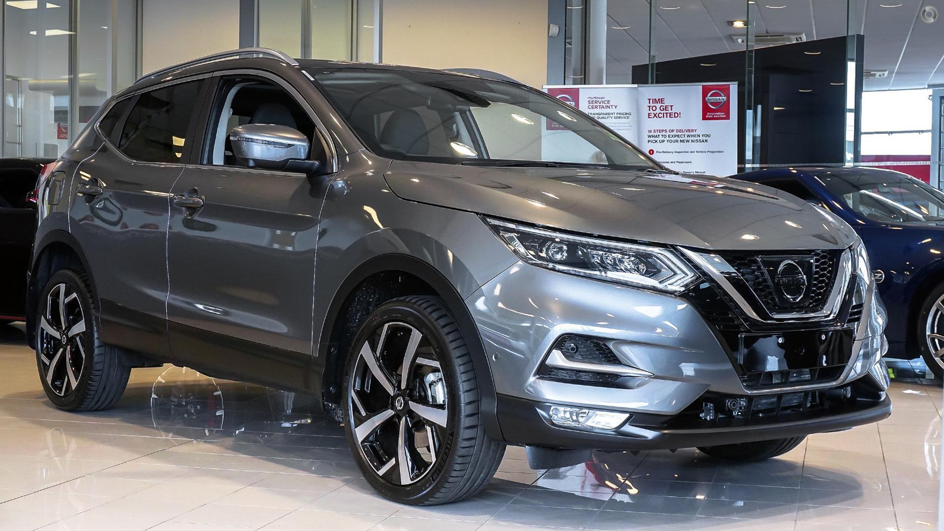 2018 Nissan QASHQAI N-TEC J11 Series 2