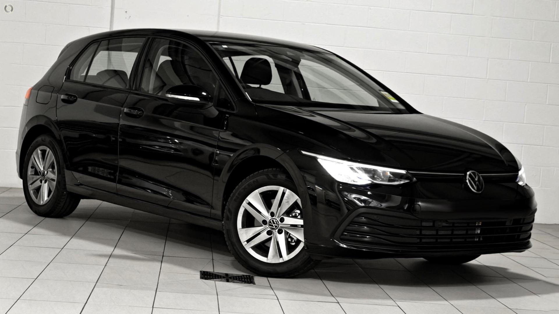 2021 Volkswagen Golf 8