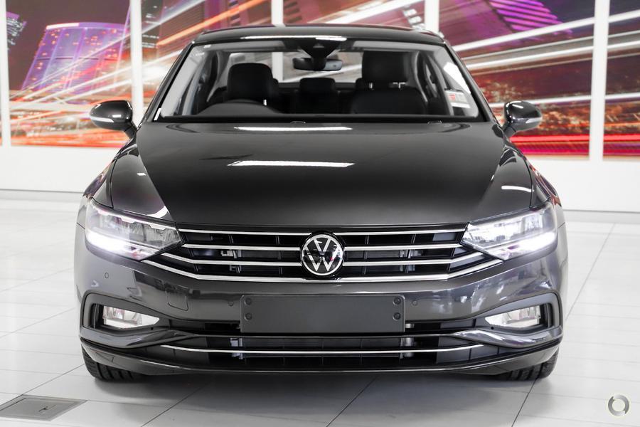 2021 Volkswagen Passat 140TSI Business B8 Auto MY21