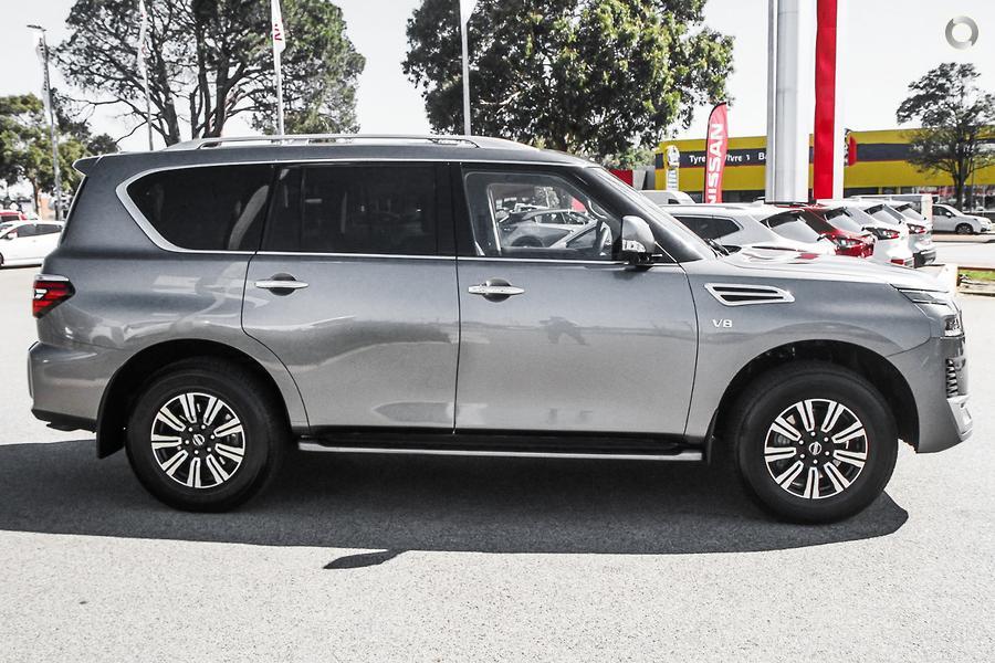 2021 Nissan Patrol Ti-L Y62