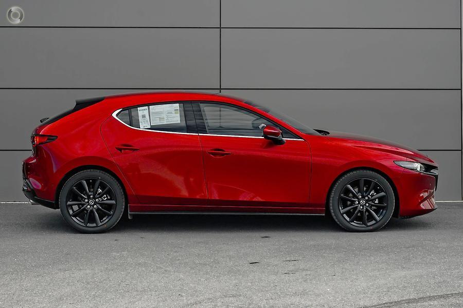 2021 Mazda 3 G25 Astina BP Series