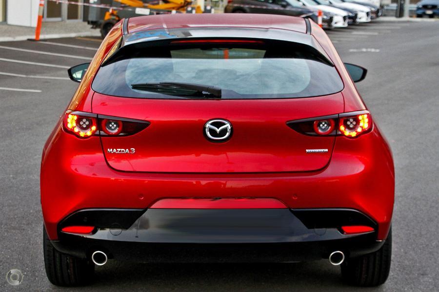 2021 Mazda 3 G20 Pure BP Series