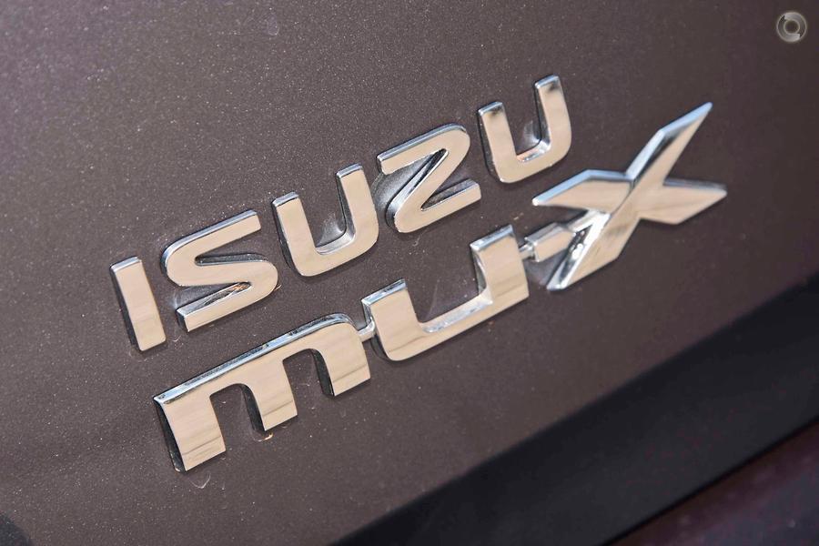 2021 Isuzu MU-X LS-U