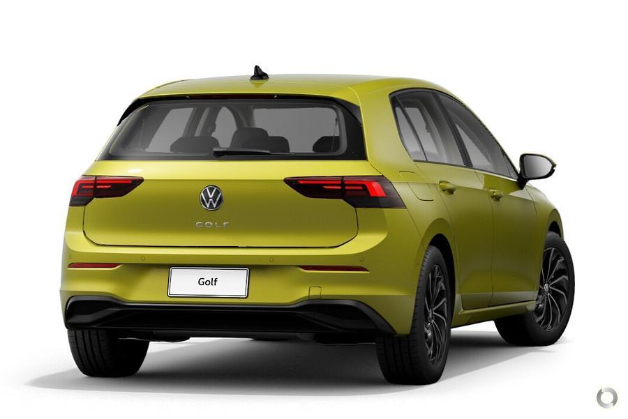 2021 Volkswagen Golf 110TSI Life 8