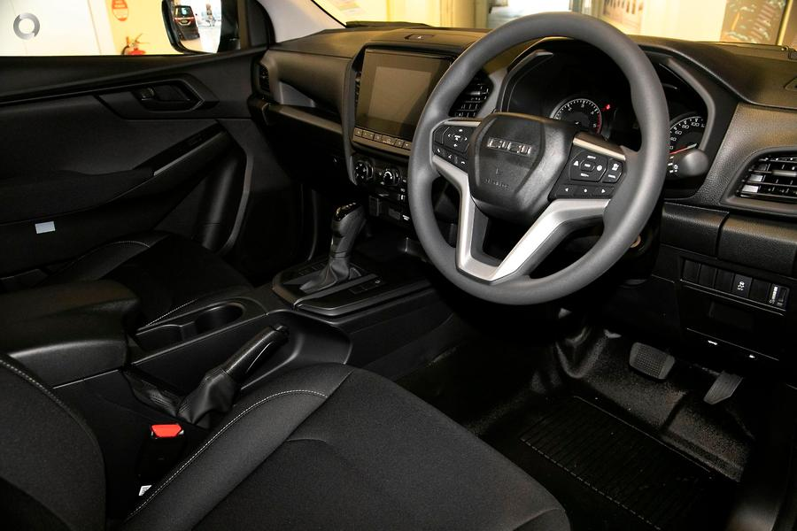 2021 Isuzu D-MAX SX High Ride