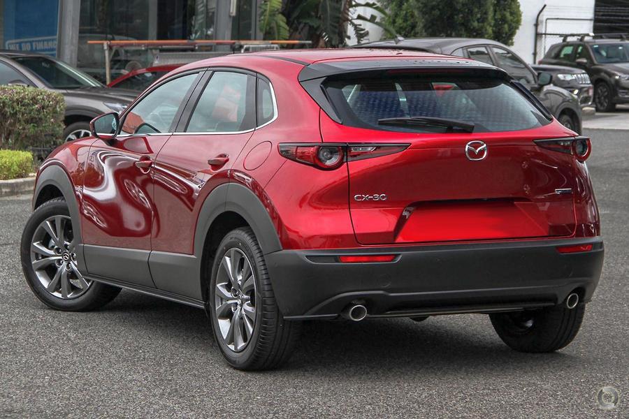 2021 Mazda CX-30 G25 Astina DM Series