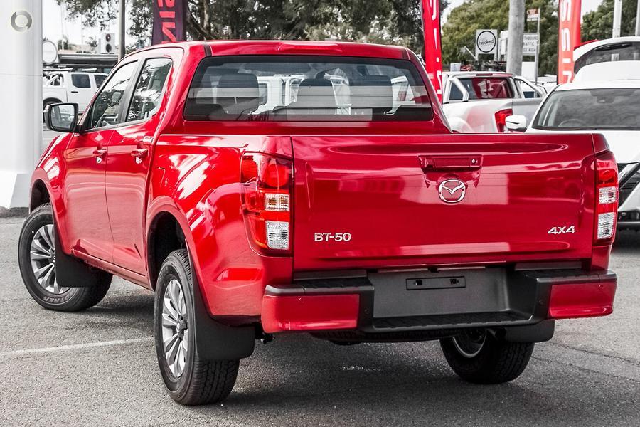 2020 Mazda BT-50 XT TF