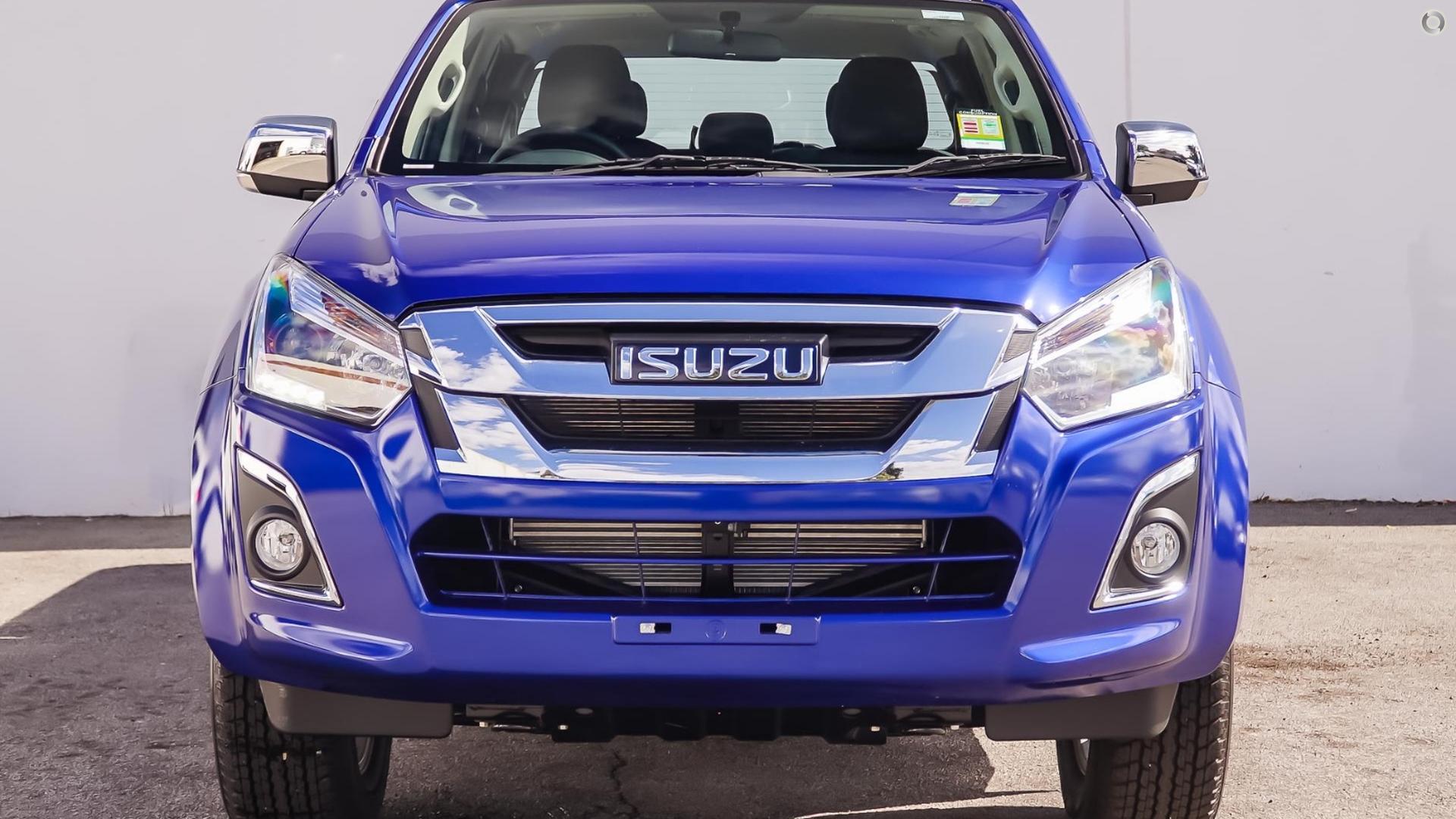 2018 Isuzu D-MAX LS-U (No Series)