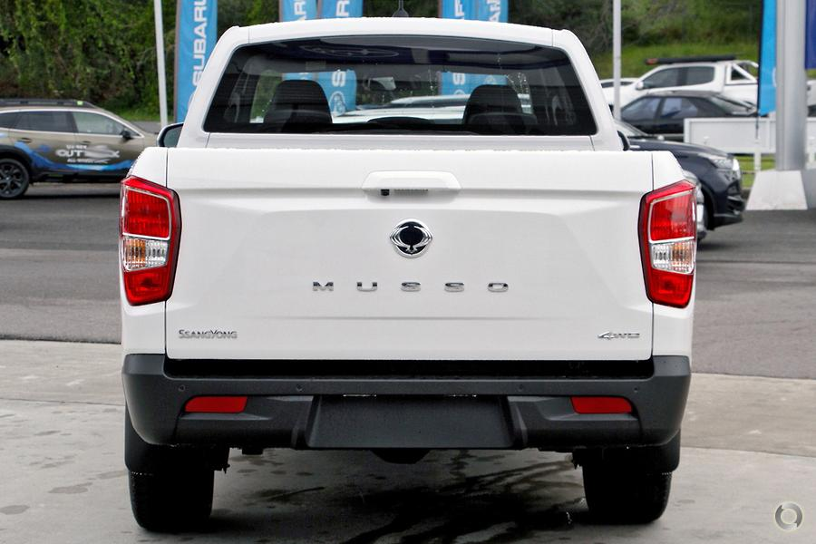 2021 SsangYong Musso Ultimate Q200