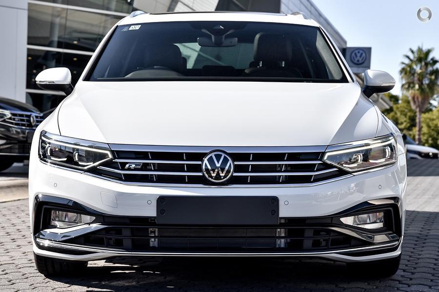 2021 Volkswagen Passat 206TSI R-Line B8