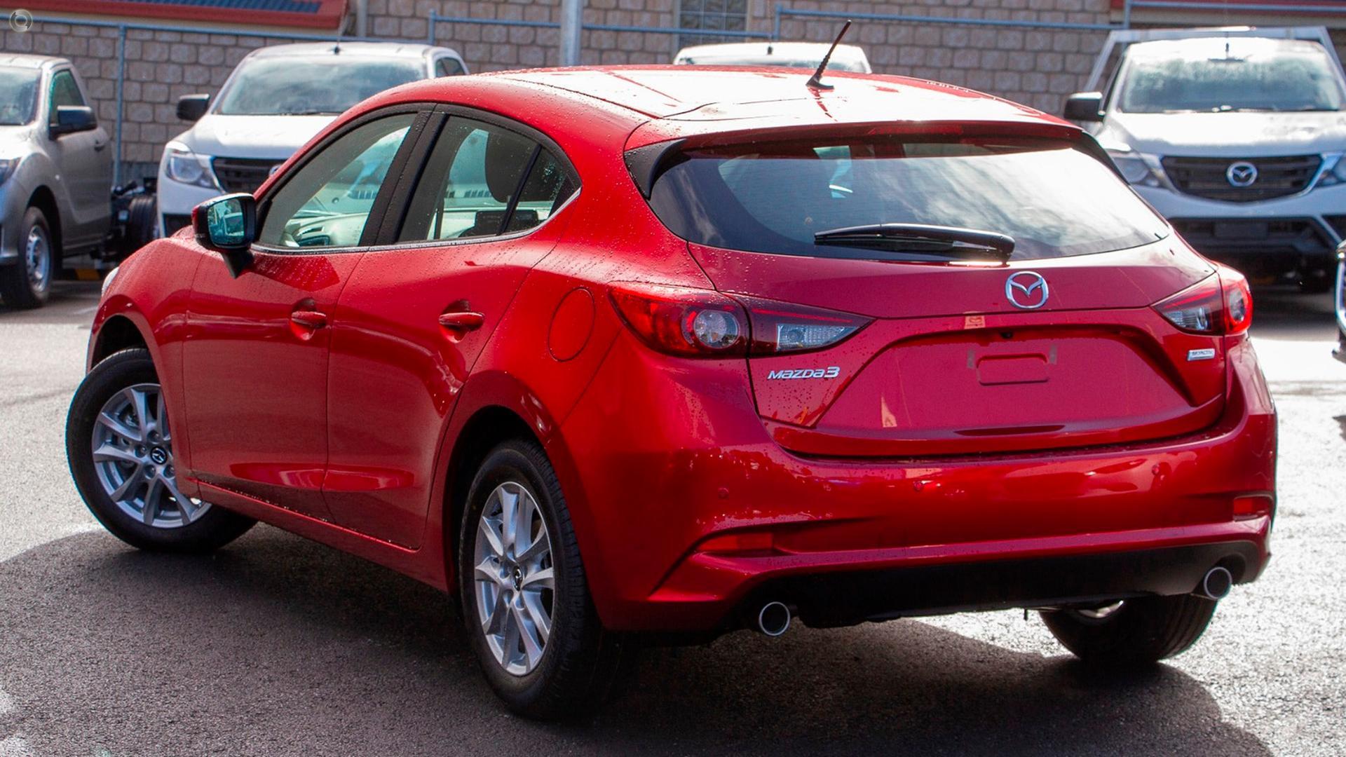 2018 Mazda 3 Maxx Sport BN Series