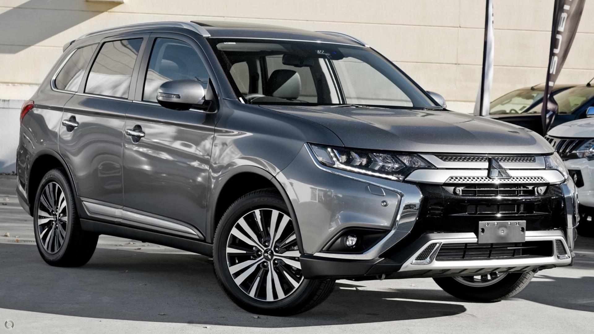 2019 Mitsubishi Outlander Exceed ZL