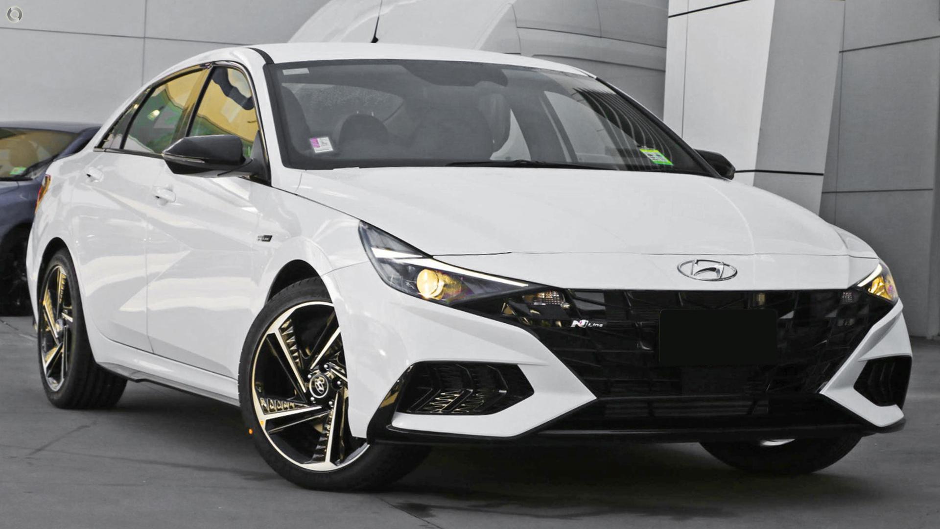 2021 Hyundai i30 N Line Special Edition CN7.V1