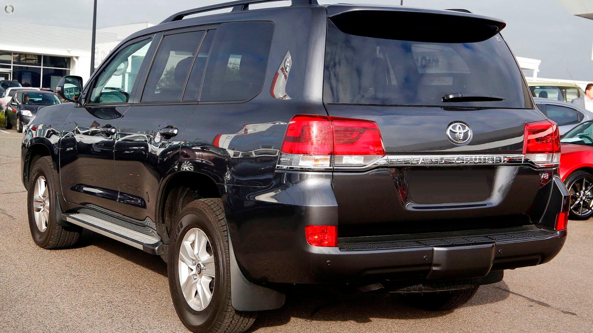 2018 Toyota Landcruiser GXL VDJ200R