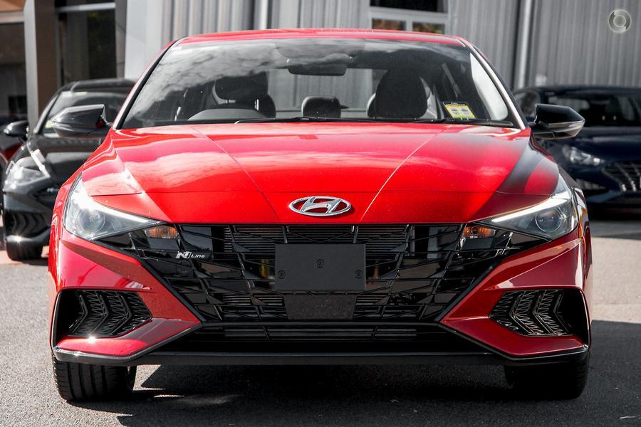 2021 Hyundai i30 N Line CN7.V1
