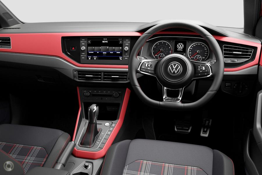 2021 Volkswagen Polo GTI AW